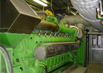 Combined Heat Power Unit (CHP)